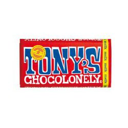 Tony's Chocolonely chocoladereep | 180 gram
